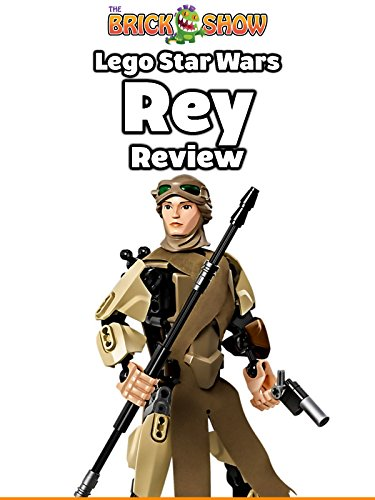 Review: Lego Star Wars Rey Review