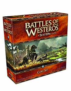 Battles of Westeros: A Battlelore Game