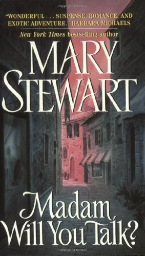 Mary Stewart – Madam, Will You Talk (sipdf)