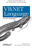 VB.NET Language Pocket Reference