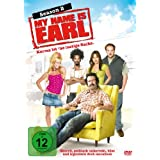 "My Name Is Earl - Season 2 [4 DVDs]von ""Jason Lee"""