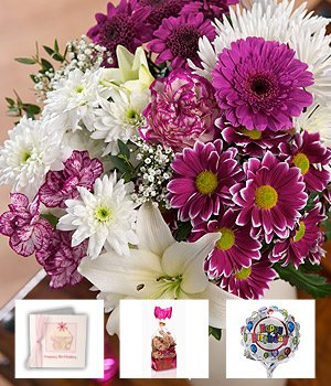 Luxury Birthday Flower Gift
