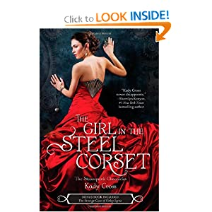 The Girl in the Steel Corset (Harlequin Teen)