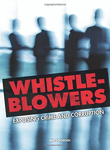 this essay is about whistleblowers