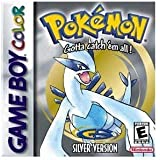 Pokemon Silver - Game Boy Color