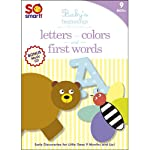 So Smart: Letters & First Words & Colors [DVD] [Import]