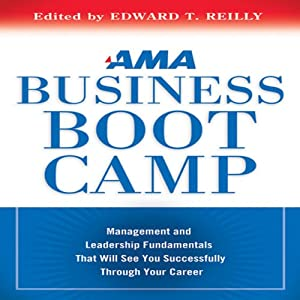 AMA Business Boot Camp Audiobook