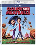 Cloudy with a Chance of Meatballs - Il pleut des hamburgers [Blu-ray 3D] (Bilingual)