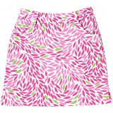 Ep Pro Ladies Tossed Petal Print Pique Skort