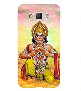 Lord Hanuman Back Case Cover for Samsung Galaxy Grand Neo::Samsung Galaxy Grand Neo i9060