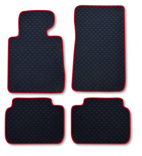 passform-gummimatte-fussmatte-octagon-mit-roter-bandeinfassung-passend-fur-land-rover-range-rover-ev