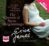 Erica James The Queen of New Beginnings (Unabridged Audiobook)