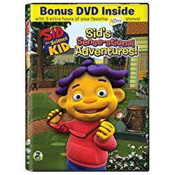 Sid the Science Kid: Sense-Ational Adventures