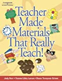 img - for Teacher Made Materials That Really Teach! Teacher Made Materials That Really Teach! book / textbook / text book