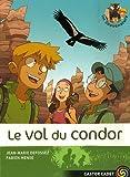 echange, troc Jean-Marie Defossez, Fabien Mense - Les Sauvenature, Tome 4 : Le vol du condor