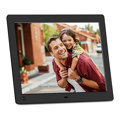 NIX Advance - 10 inch Digital Photo & HD Video (720p) Frame with Motion Sensor & 8GB USB Memory - X10G (Digital Portrait compare prices)