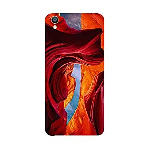Phone Candy Designer Back Cover with direct 3D sublimation printing for Oppo F1 Plus
