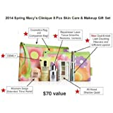 Clinique Macy's 2013 Spring 7 Pcs Skin Care & Makeup Gift Set (A $70 Value)