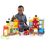 Imaginext Action Techcity, English only
