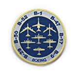 Boeing Bomber Patch