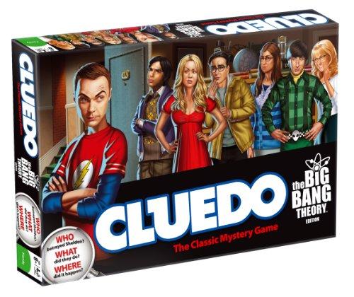Big Bang Theory Cluedo [importato da UK]