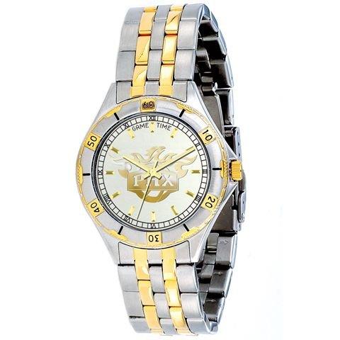 Phoenix Suns Men's Gold Wrist Watch
