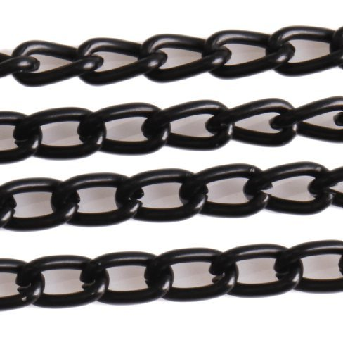 ilovediy-5m-jet-black-plated-aluminum-open-cable-chains-for-jewellery-making-6x4mm