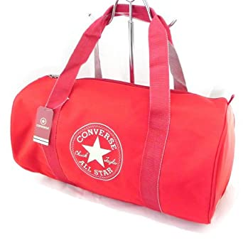 Sports bag 'Converse' red.
