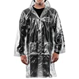 Answer Racing Standard Men's Motocross Motorcycle Rain Gear – Clear / Small/Medium by Leather Factory Outlet