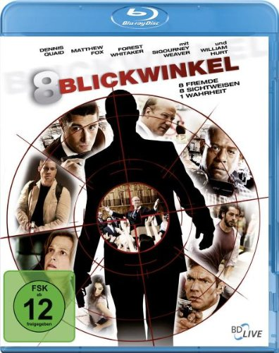 8 Blickwinkel - Thrill Edition [Blu-ray]