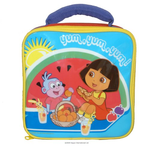 Dora the Explorer Insulated Lunch Bag
