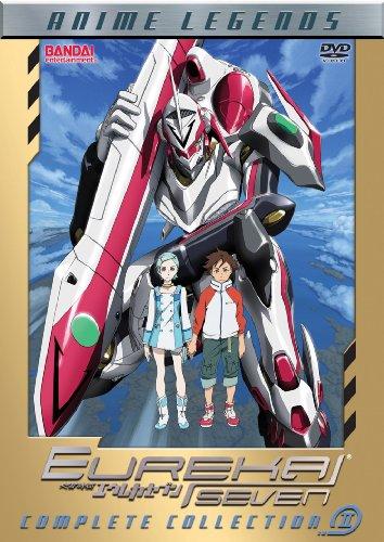交響詩篇エウレカセブン [DVD] Vol. 2 北米盤