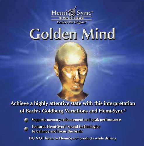 Golden Mind (ゴールデンマインド) [ヘミシンク] [Soundtrack, Import, From US]