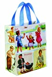 Blue Q Dick & Jane Handy Tote
