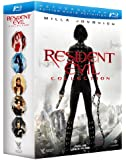 Resident Evil Collection (Coffret 5 films) [Blu-ray]
