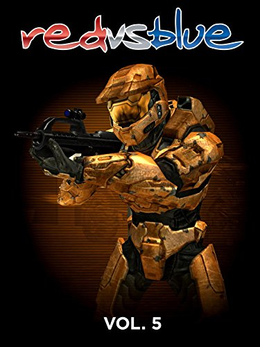 Red Vs. Blue Volume 5: The Blood Gulch Chronicles