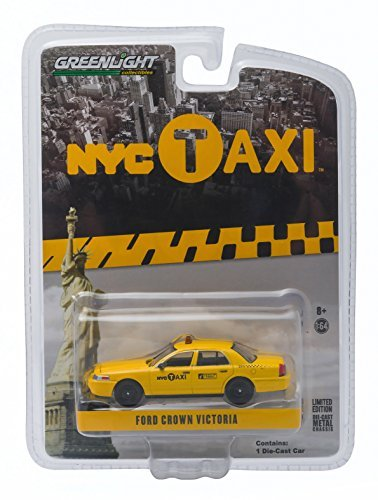 1/64 2011 Ford Crown Victoria NYC Taxi - 1