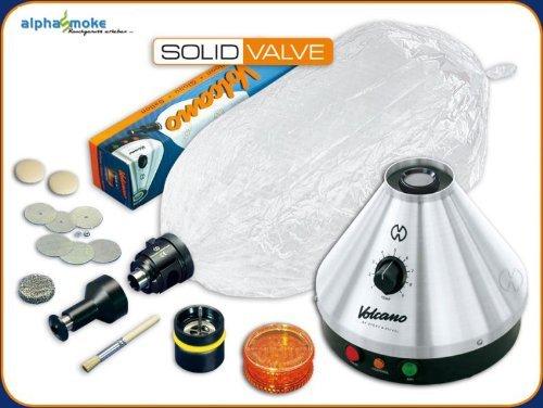 Volcano Classic Vaporizer inkl. SOLID VALVE Set