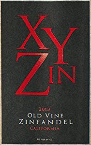 2013 XYZin California Old Vine Zinfandel 750 mL