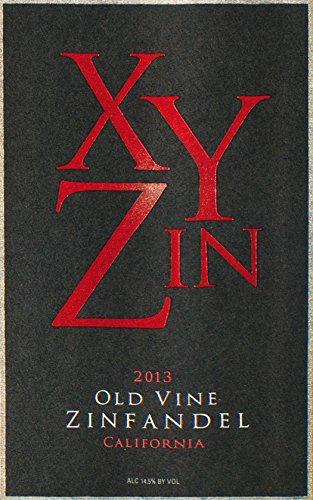 2013 Xyzin Old Vine Zinfandel, California 750 Ml