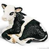 Schleich - Holstein Calf Lying
