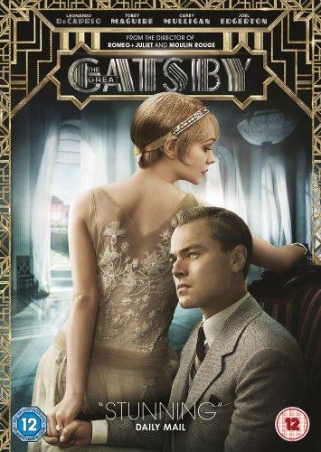 The Great Gatsby [DVD + UV Copy] [2013]