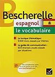 Espagnol : Le vocabulaire