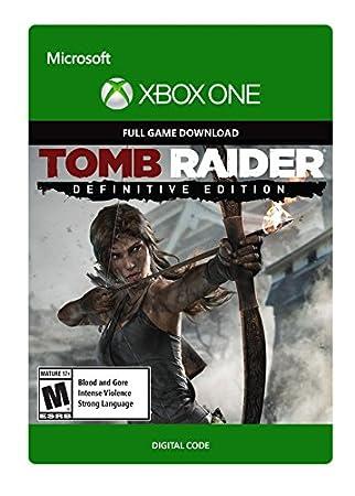 Tomb Raider: Definitive Edition - Xbox One Digital Code