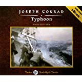 Typhoon, with eBook (Tantor Unabridged Classics)