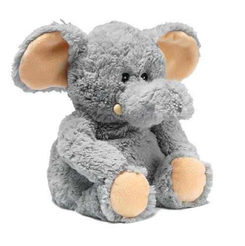 Elephant Plush Microwaveable Warmer Cozy Intelex
