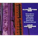 Live At Ludlow Garage 1970(2cds)par The Allman Brothers Band
