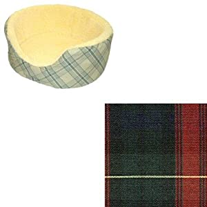 Snoozer Pet Couch, Large, O'donnell Plaid