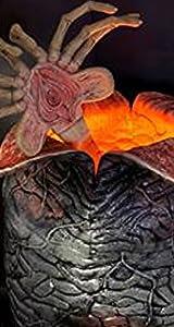 エイリアン プロップレプリカ ライフサイズエッグ&フェイスハガー(LEDライトギミック搭載)[日本正規品]