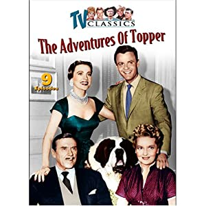 TV Classics: The Adventures of Topper by Platinum Disc Corporation